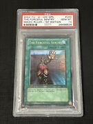 Yugioh Psa 10 The Forceful Sentry 1st Edition Magic Ruler Mrl-045