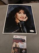 Autographed Jami Gertz 8x10 Photo Insc Best Wishes Love Jsa Certified Signed