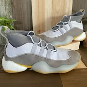 Menand039s Adidas Originals Bed J.w. Ford X Crazy Byw Bf Comfort Size 8.5 Rare Fv2533