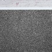 Super 20mm Thick Luxurious Silver Action Back Saxony 5m Wide Carpet Andpound48.99mandsup2