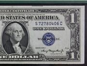 1 1935a Pmg 65 Epq Middle Run Silver Certificate S72780406c Series A One Dollar