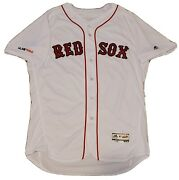Andrew Cashner Boston Red Sox Team Issued Jersey Mlb Authenticated