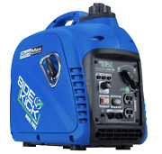 Dual Fuel Portable Inverter Generator Digital Duromax Xp2200eh New Free Shipping
