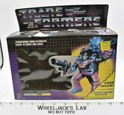 Gnaw Nice Box 100 Complete 1986 Vintage Hasbro G1 Transformers Action Figure