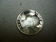 1990 Proof Quarter Flawless Beautiful Coin Doubling On Date And S