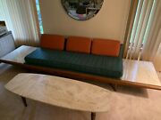 Mid Century Modern Couch And Table