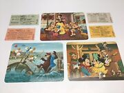 Vintage Walt Disney World Tickets And Postcards Taking Offers On The Item
