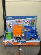 Blippi Talking Recycling Truck Garbage Recycle Vehicle