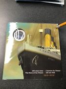 2012 Canada Large 25 Cent Fine Silver Coin The Story Of The Titanic 1912-2012