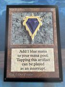 Nm-mint Mox Sapphire Collector's Edition Mtg Magic The Gathering Reserve Old Sch