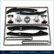 Timing Chain Kit For 2012-2015 Ford Mustang 5.0l V8 Dohc Coyote 50 Engine 32v
