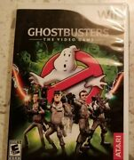 Wii Ghostbusters The Video Game - Nintendo Wii Game With Manual