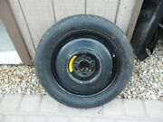 94-04 Ford Mustang Spare Tire Compact Donut Oem T155/70r17 95 96 97 98 99 00 01