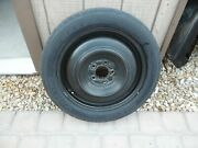 05-14 Ford Mustang Spare Tire Compact Donut Oem T185/60r17 2006 2007 2008 2009