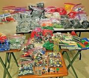 Massive Lego Collection 80+ Lbs/pounds W/ Minifigures Baseplates Bulk Lot Wow