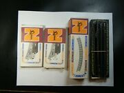 Lima N Scale 44 Pcs Track Some Boxes–gently Used