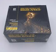 2010 Panini Fifa World Cup Soccer South Africa Brand New Sealed Hobby Box