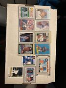Lot Of 12 Nolan Ryan Baseball Cards Mint Great For Collectors