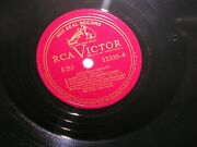 Rca Victorgershwin Medley About 1938 Gems From Oh Kay Jane Froman 12335-a