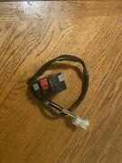 2010 10 Can Am Ds450x Xc Ds 450 Headlight On Off Switch