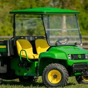 Hard Top Canopy For John Deere 4x2 Gator [made In The Usa]