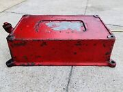 Sub Base For 2 1/2 Hp Stover W Hit Miss Gas Engine Cast Gas Tank Inside