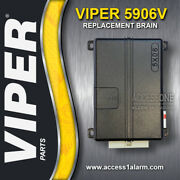Viper 5906v Remote Start With Security System Replacement 5x06 Brain Only