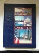 Hyles-anderson College Caber 1976 Yearbook Vol. 4 Indiana