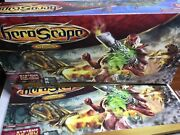 Lot 2 Heroscape Sets 60 Figures Orc Rider, Dices And Some Accessories Some Plates