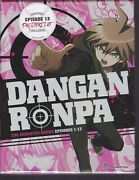 Danganronpa The Animated Series Limited Edition Bd/dvd 2015 4-disc Set