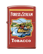 Zippo Forest And Stream Tobacco Tin Series 2 Only 50 Made Limited Edition Camel