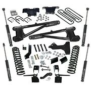 Superlift K169 Complete 6 Radius Arms Suspension Lift Kit System For Ford F-250