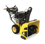 27 Snow Blower Electric Start Power Steering Champion 100535 New Free Shipping
