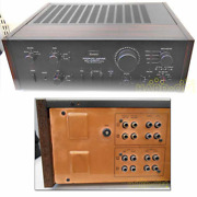 Sansui Au-d907f Extra Integrated Dc Amplifier Audio Working From Japan