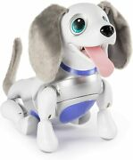 Zoomer Playful Puppy Responsive Robotic Dog Voice Recognition Kid Toy Gift Pet