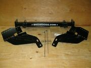 Snowdogg Buyers Plow Truck Mount 2016+ Newer Toyota Tacoma Md Vmd Part 16065225