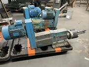 Suhner Mono Master Automatic Drill Unit W/ 1 Hp Leroy Somer Ac Drive Motor