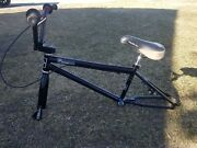 Mid School Bmx Brian Foster Fit Frame Fork Bars American Made Vintage Rare