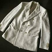 Limited Time/ Shipping Included Mastermind Tweed Double Jacket Japan