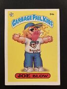 1986 Garbage Pail Kids - Original Series 3 Single Cards Combined Shipping