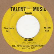 King Sound Interpreters Hi-note Talent Of Music Soul Northern Motown