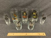 Dogfish Head 3 Different Record Store Day Pint Glasses 2 Dogfish And 2 Brewers