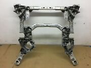 2020 20 Bmw 7-series G12 Awd Front Axle Support Beam Subframe Support Cradle Oem