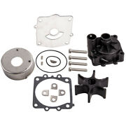 Water Pump And Impeller Repair Kit For Yamaha F150 F200 F250 61a-w0078-a3