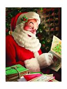 Letters To Santa 500 Pc Jigsaw Puzzle -christmas Theme- By Sunsout