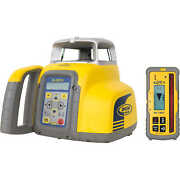 Spectra Geospatial Gl422n Dual Grade Laser With Hl760 Dro Receiver