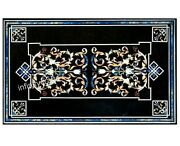 36 X 60 Inches Black Office Table Top Exclusive Design Beautiful Coffee Table