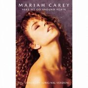 New Cassette Mariah Carey Here We Go Around Again /loverboy From Japan