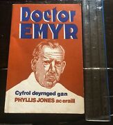 Rare-signed By Author- First Edition Doctor Emyr. Andnbsp Andnbspby Author-phyllis Jones