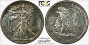 1939 Proof Walking Liberty Half Dollar 50c Pcgs And Cac Certified Pr 66 817